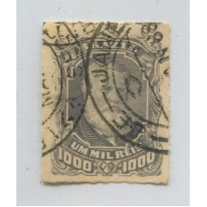 BRASIL 1878 Yv. 46 ESTAMPILLA USADA 50 Euros