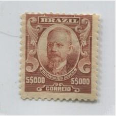 BRASIL 1917 Yv. 150 ESTAMPILLA NUEVA CON GOMA 85 Euros