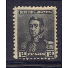 ARGENTINA 1892 GJ 187 PE. 107 MUY BUEN SELLO NUEVO    U$ 20
