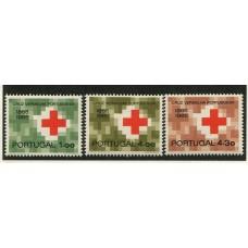 PORTUGAL 1965 Yv. 968/70 SERIE COMPLETA DE ESTAMPILLAS NUEVAS MINT 12,50 EUROS