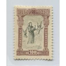 PORTUGAL 1895 Yv. 118 ESTAMPILLA NUEVA CON GOMA 65 Euros