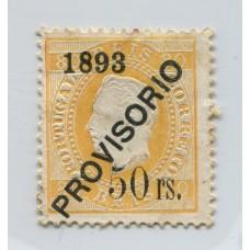 PORTUGAL 1892 Yv. 94 ESTAMPILLA NUEVA, RARA 140 Euros