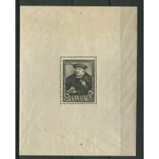 BELGICA 1935 Yv. BLOQUE 4 NUEVO 140 EUROS