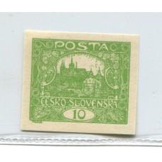 CHECOSLOVAQUIA 1918 Yv. 6 NUEVA MINT HERMOSA 67,50 Euros